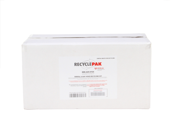 SUPPLY-153- DENTAL X-RAY HEAD RECYCLING KIT